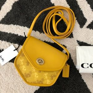 Coach 1941 Turnlock flap pouch 15